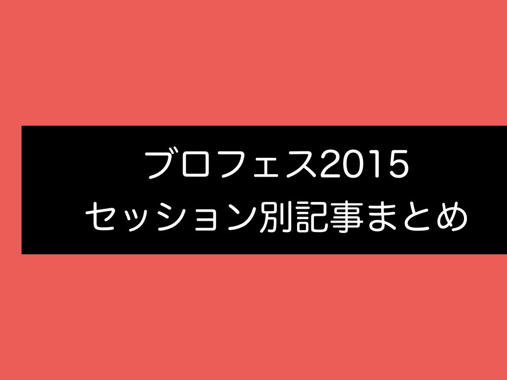 Blog fes2015