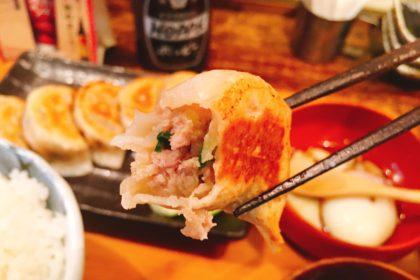 [αź]肉汁餃子製作所ダンダダン酒場で超絶美味しい餃子ランチしてきた。